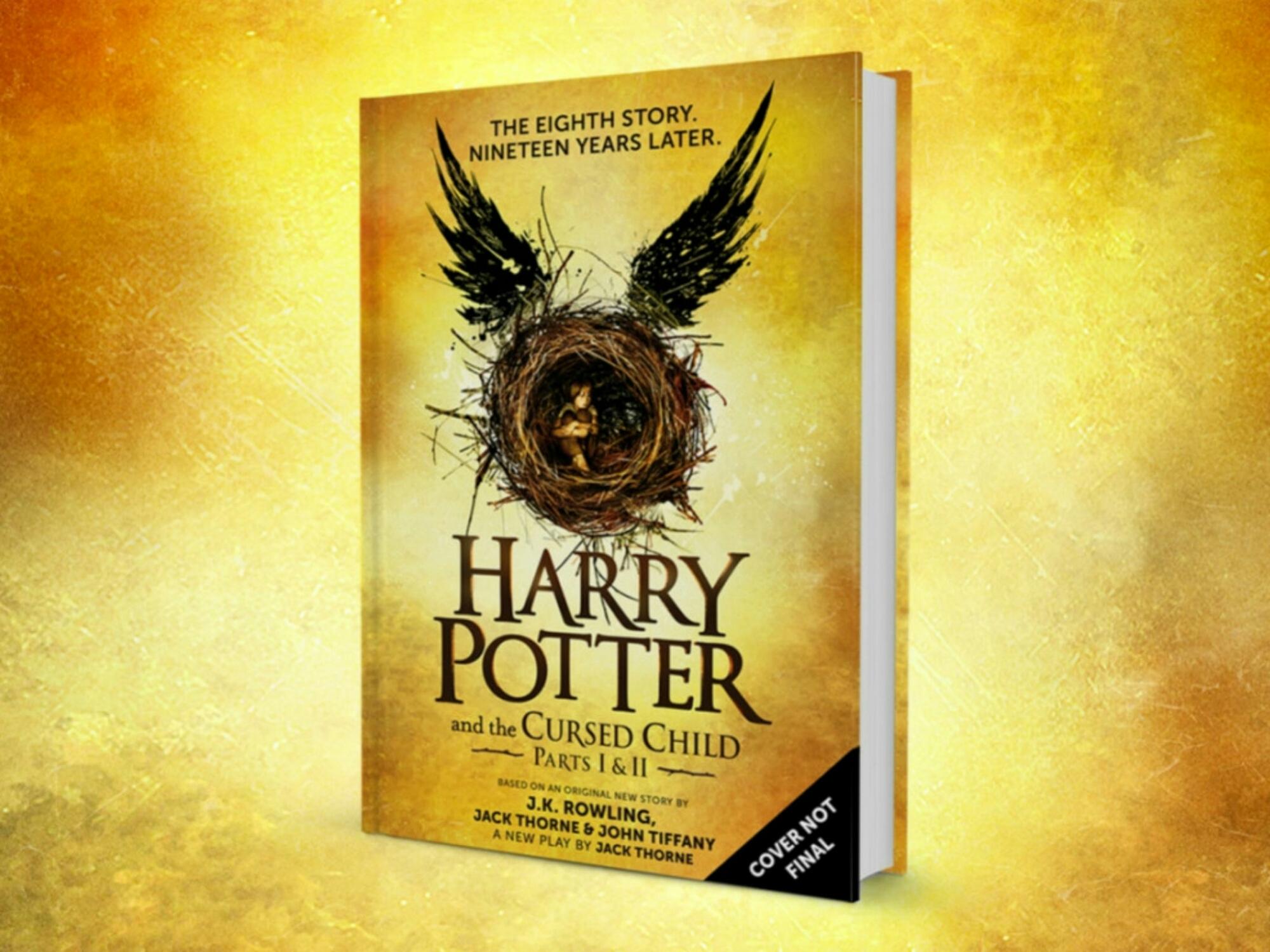 5 Errori In Harry Potter And The Cursed Child Il Lettore Curioso