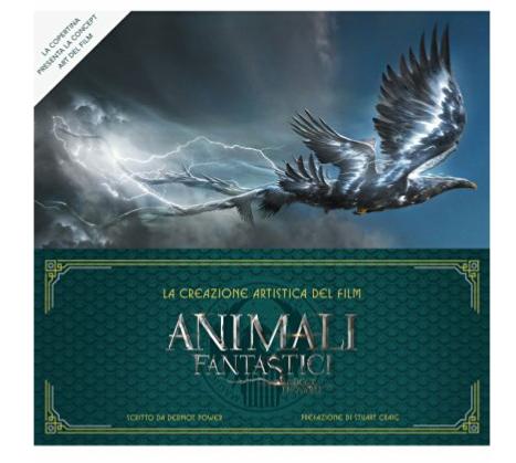 Animali Fantastici E Dove Trovarli 8 Libri In Uscita Aggiornato
