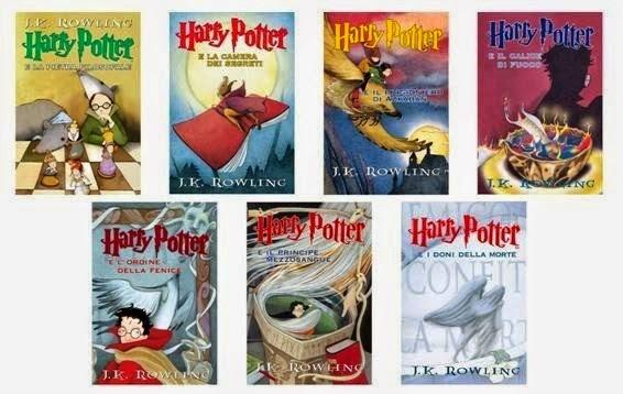libri harry potter 1