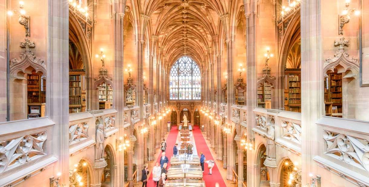 download 1 - John Rylands Library: una meravigliosa biblioteca nel cuore di Manchester — Il Lettore Curioso