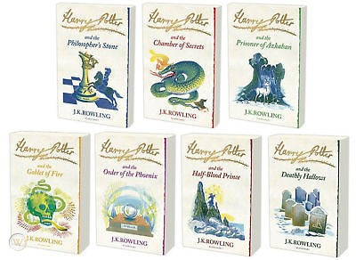 edizione libri Harry Potter in inglese
