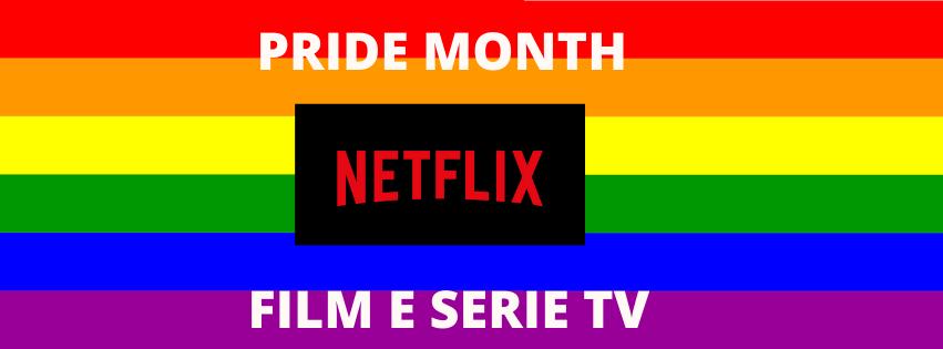 Netflix film e serive tv lgbtq+